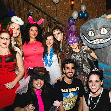 Purim Party at Plus500