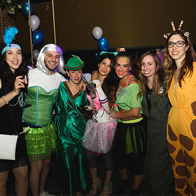 Plus500 Purim Party