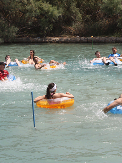 Water Activities at Plus500
